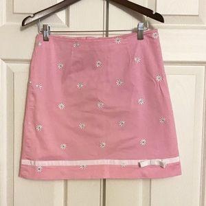 Lily Pulitzer Cotton Preppy Skirt